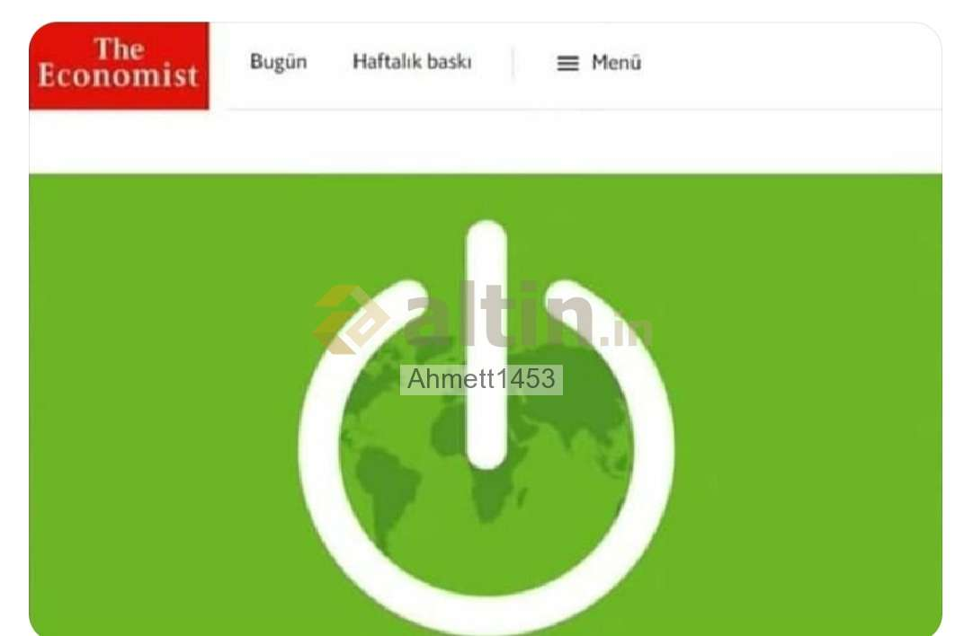 The Economist Kapagi Altin In